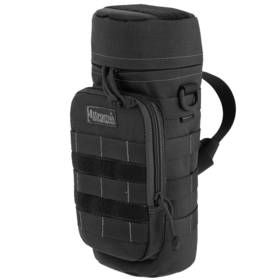 "Maxpedition 10"" x 4"" Bottle Holder - Black"