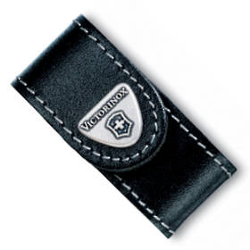 Victorinox Small Belt Pouch - Leather