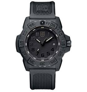 LUMINOX NAVY SEAL BLK CASE BLK DIAL Watch - 3501.BO