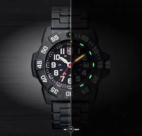 Luminox Navy Seals 3502 Watch Carbon