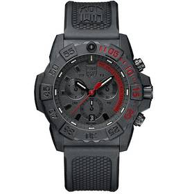 LUMINOXY NAVY SEAL CHRONOGRAPH BLACK DIAL WATCH -  3581.EY