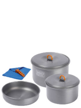 360 Degrees Furno Large Cook Set