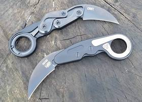 CRKT Kinematic Provoke Folding Karambit