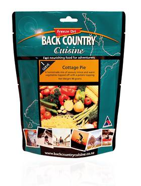 Back Country Cuisine Cottage Pie 2 Serve