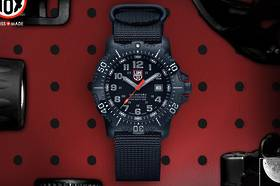 Luminox AUTHORIZED FOR NAVY USE A.N.U. 4221.CW WATCH