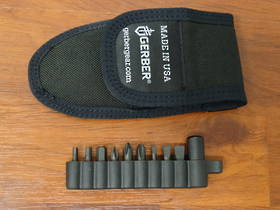 Gerber 10 piece Tool Kit for MP400, MP600, MP650, MP700, MP800 - 45200