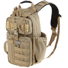 Maxpedition S-type Gearslinger (left) - Khaki