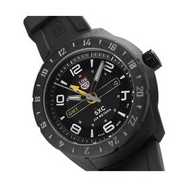 LUMINOX XCOR AEROSPACE PC CARBON GMT 5021 WATCH