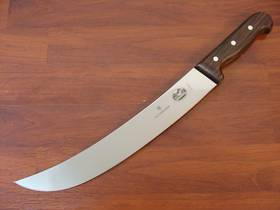 Victorinox Cimeter Steak Knife 31cm Rosewood