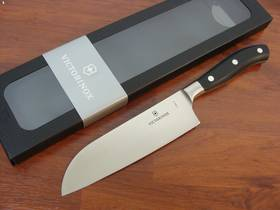 Victorinox Forged Santoku Kitchen Knife