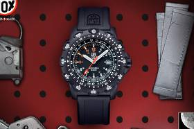 Luminox RECON POINT BLACK DIAL MILES 8822.MI WATCH