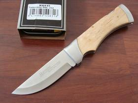 MARTTIINI MBL curly birch Folding knife