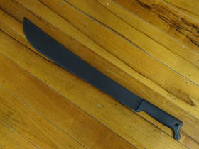 2 x Cold steel  18'' Latin Machete Knife