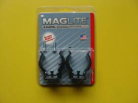 Maglite D-Cell Torch Mounting Brackets ( auto clamps )