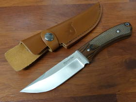 Fox Knives Black Fox COMPANION Hunter Knife BF741