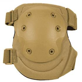 BlackHawk Advanced Tactical Knee Pads V.2, Coyote Tan