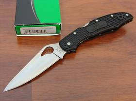 BYRD Cara Cara 2 Folding Knife By Spyderco - BY03PBK2 no box