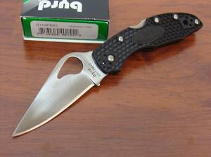 BYRD Meadowlark 2 Folding Knife by Syderco - BY04PBK2