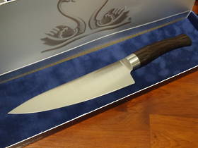 "Due Cigni  ""MANIAGO"" Collection Chef Knife 20cm"