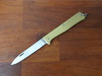 Mercator Solingen Small Brass - German Carbon Steel