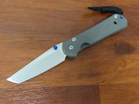 Chris Reeve Small Sebenza 21 Tanto