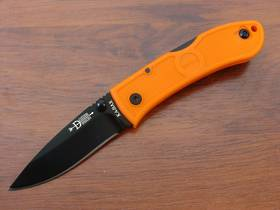 Ka-Bar Dozier Orange Small folding Knife