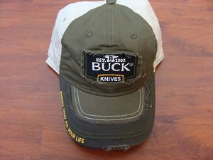 Buck Baseball Hat