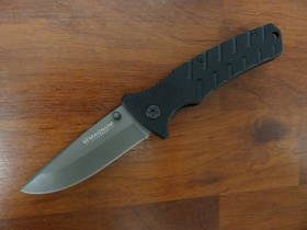 Boker Security Forces Spear Point Folding Knife - 01LL329