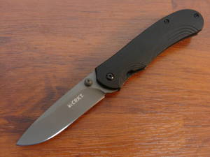 CRKT  Steigerwalt Incendor G-10 A/O Folding Knife - 6870