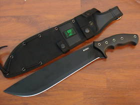CRKT Onion Chanceinhell Machete Knife - 910KKP
