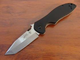 Kershaw Emerson CQC-7K Folding Knife - Little rust
