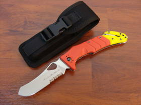 Fox Knives A.L.S.R. Linerlock Rescue Folding Knife