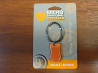 Ultimate Survival JetScream Micro Whistle Orange