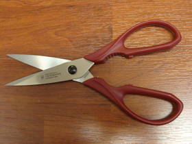 Victorinox Kitchen Shears Red