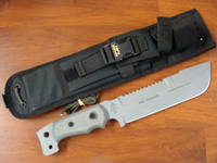 TOPS M4X Punisher Combination Knife M4X-01