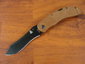Ka-Bar Piggyback AUS-8 Folding Knife