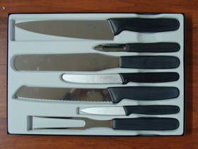 Victorinox Swiss Classic 7 Piece Kitchen Knives Set