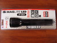 Maglite LED 2 D Cell Torch 3rd Generation 524 Lumens - Black