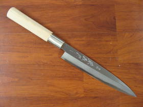 Kaneyoshi Japanese Yanagiba Kitchen Knife 180mm