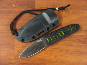CRKT Achi  Fixed Knife - 2470