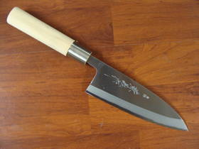 Kaneyoshi Japanese Deba Kitchen Knife 165mm