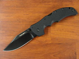 Cold Steel RECON 1 CLIP POINT PLAIN EDGE - Carpenters CTS XHP Alloy