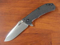 Zero Tolerance Elmax Hinderer Framelock A/O Folding Knife