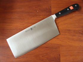 Wusthof Classic Chinese Cleaver / Chefs Knife 18cm / 7""