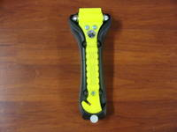 LifeHammer Safety Hammer Classic Glow Yellow