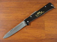 Mercator Solingen Black Cat Folding Knife - German Carbon Steel