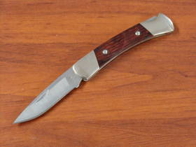 Buck 503 Prince Folding Knife Rosewood Handles
