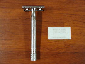DOVO Double Edge Safety Razor  - Germany