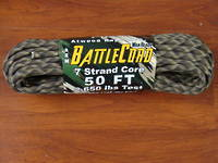 ARM BattleCord/ Battle cord 2,650 lbs Tested - Ground War