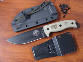 Esee Knives 5 Fixed Survival Knife - Kydex Sheath